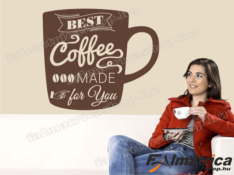 31. Kávés falmatrica