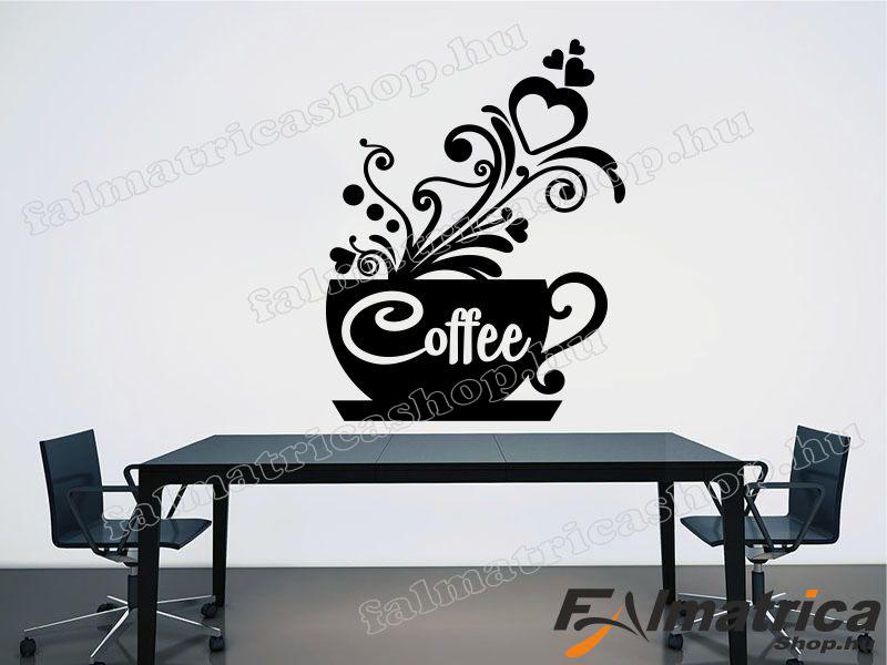 39. Kávé falmatrica