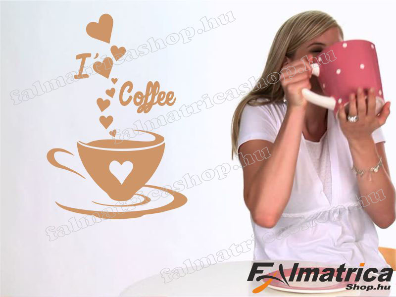 44. I love coffee falmatrica
