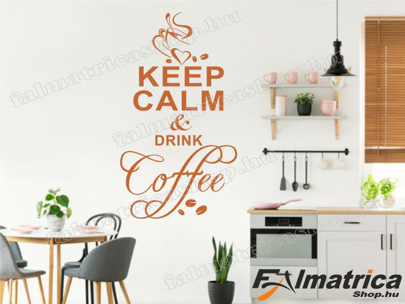 46. Kávés falmatrica