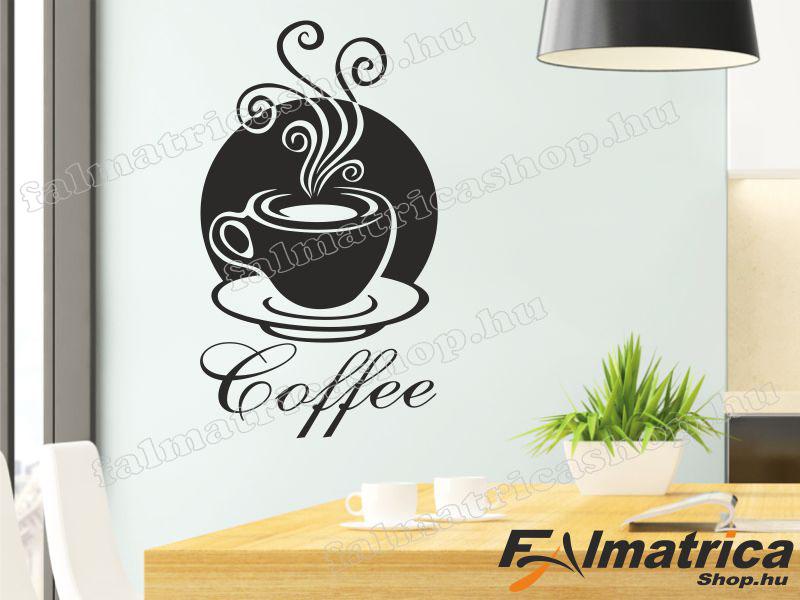 48. Coffee - Kávés falmatrica