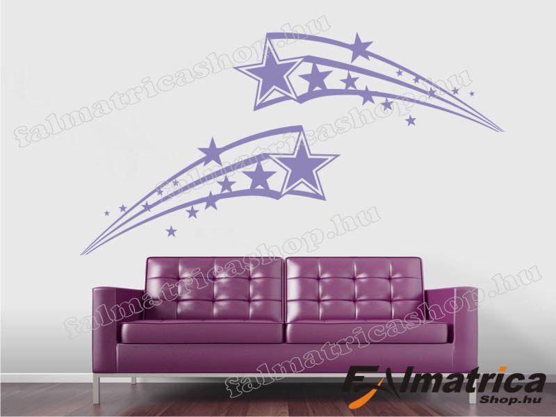 32. Csillag falmatrica