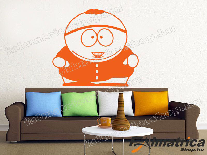 37. Eric Cartman - South Park falmatrica
