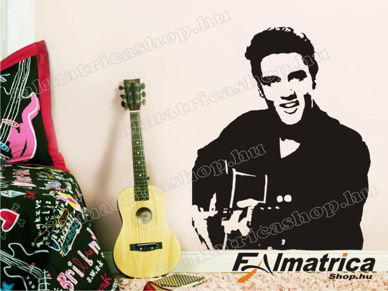 11. Elvis Presley falmatrica