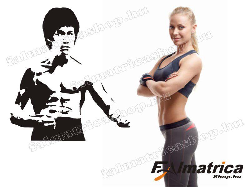 20. Bruce Lee falmatrica