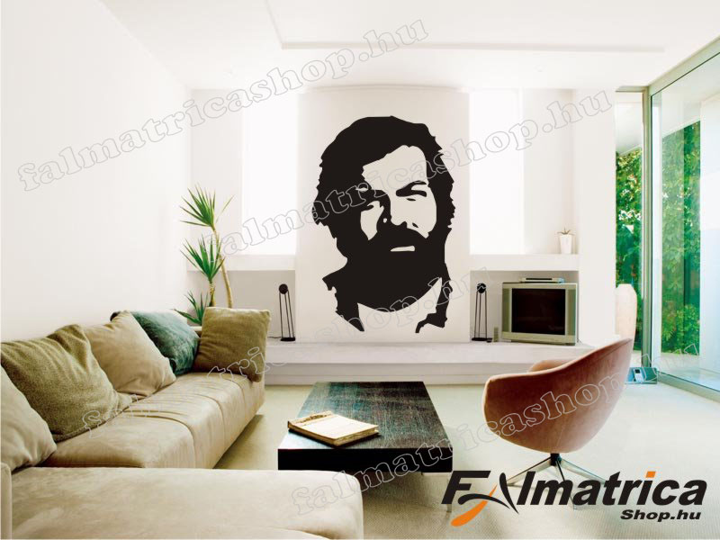 21. Bud Spencer falmatrica