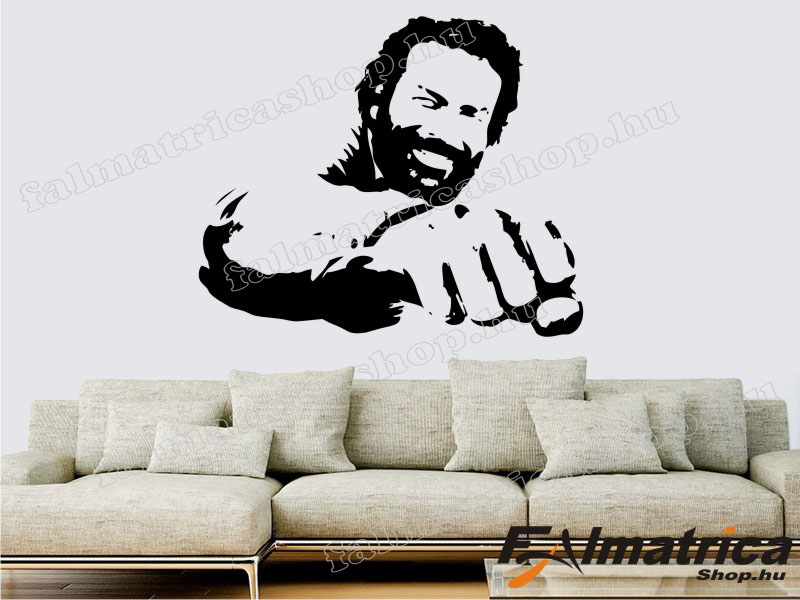 33. Bud Spencer falmatrica
