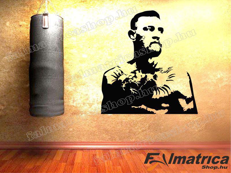 38. Conor McGregor MMA falmatrica