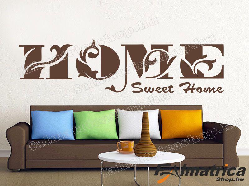 77. HOME sweet home falmatrica