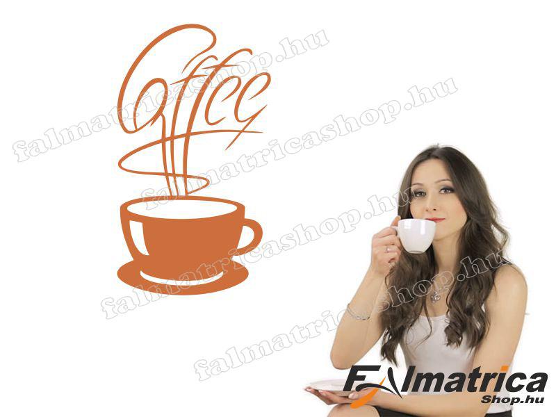 52. Kávés coffee falmatrica