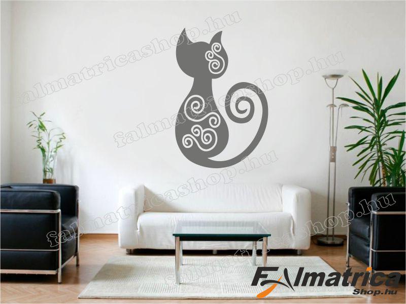 03. Afrikai macska falmatrica