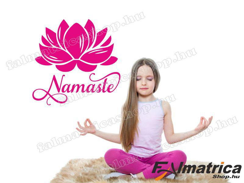 40. Namaste falmatrica