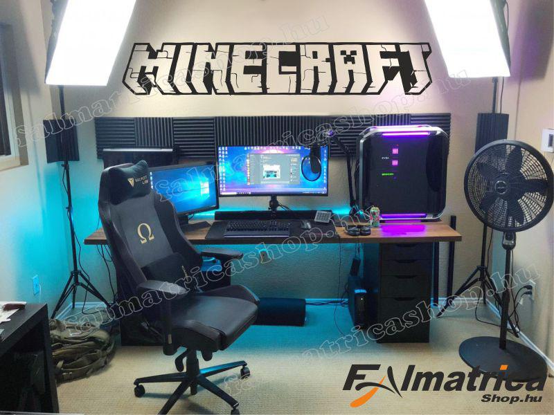 17. Minecraft falmatrica