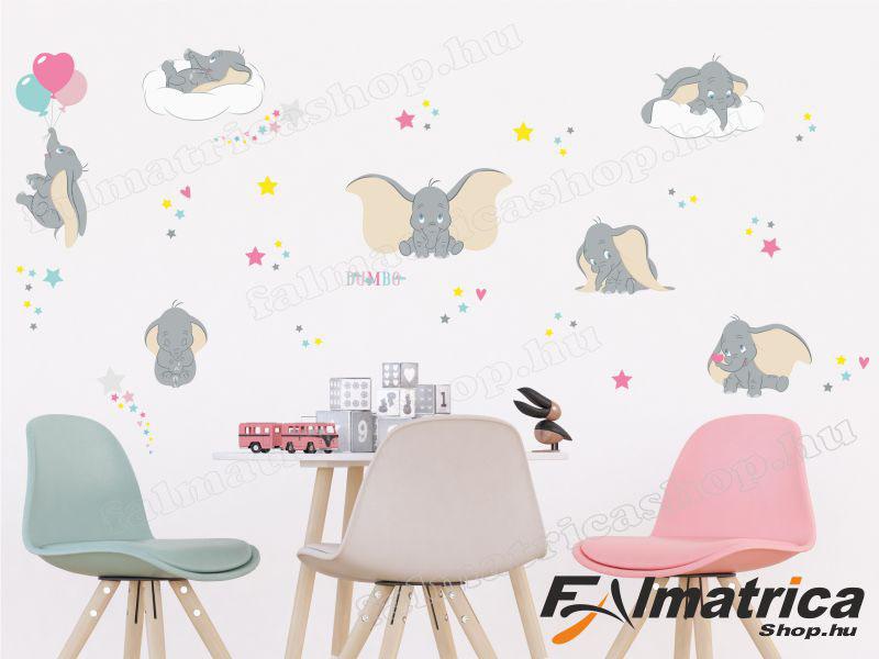 09. Dumbo falmatrica szett