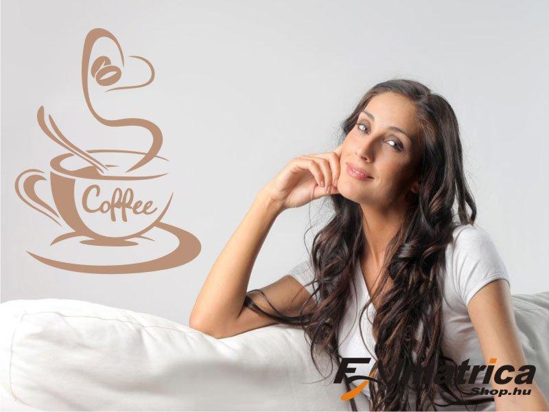07. Kávés falmatrica